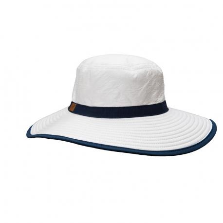Soway Anti-UV blanc - Grands Bords