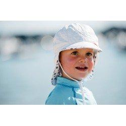 Soway casquette enfant anti uv Baptiste - Chapellerie ile de Ré