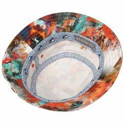 Stetson Bucket Coton multicouleur - Chapellerie ile de Ré