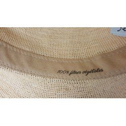 Crambes Panama  Cubano Crochet - Chapellerie ile de Ré