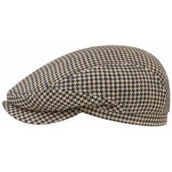 Stetson Driver Lin Houndstooth