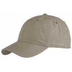 Stetson Baseball cap Delave cotton beige