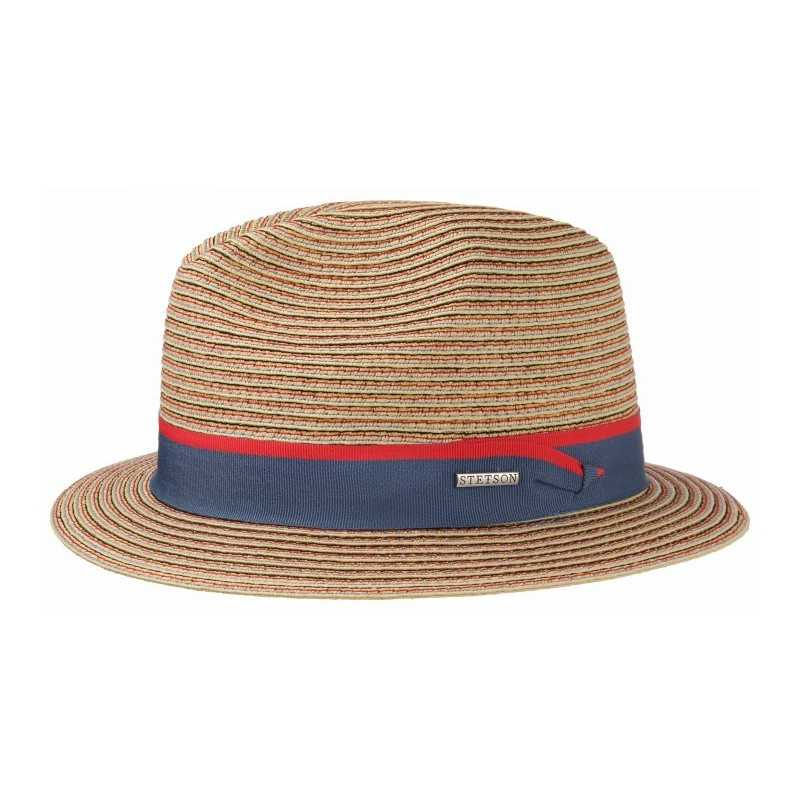 sale new lower prices picked up Chapellerie Comme au Marché. Stetson Traveller Toyo rouge 69 ...