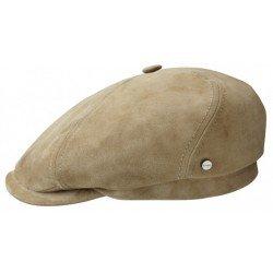 Stetson casquette hatteras Suede