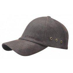 Stetson casquette de Baseball cuir