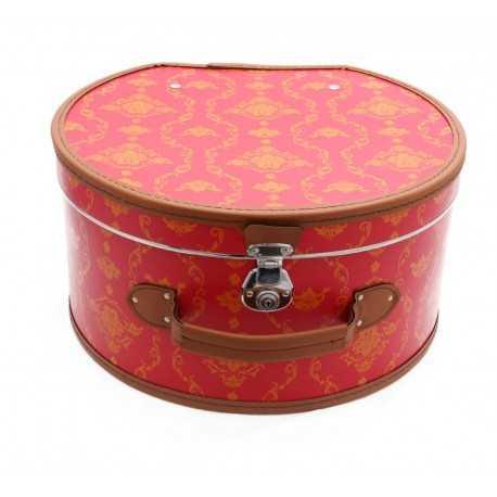 Wegener red hat box - Chapellerie ile de Ré