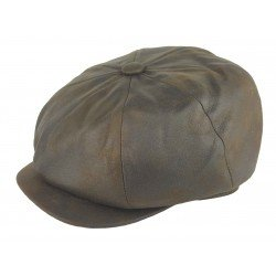Aussie Apparel Gavroche marron