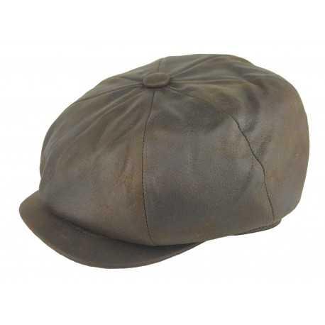 Aussie Apparel Gavroche brown