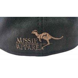 Aussie Apparel Dooker black - Chapellerie ile de Ré