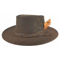 Aussie Apparel Brumby brown