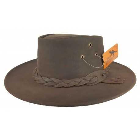 Aussie Apparel Brumby brown