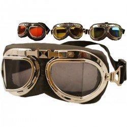 Aviator goggles retro style