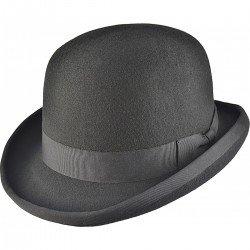 Flechet dark grey classic Bowler