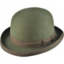 green olive classic Bowler