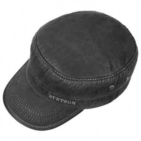 Stetson casquette militaire