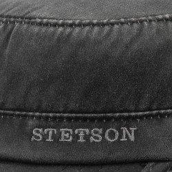 Stetson Army cap black - Chapellerie ile de Ré