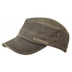 Stetson Army cap black