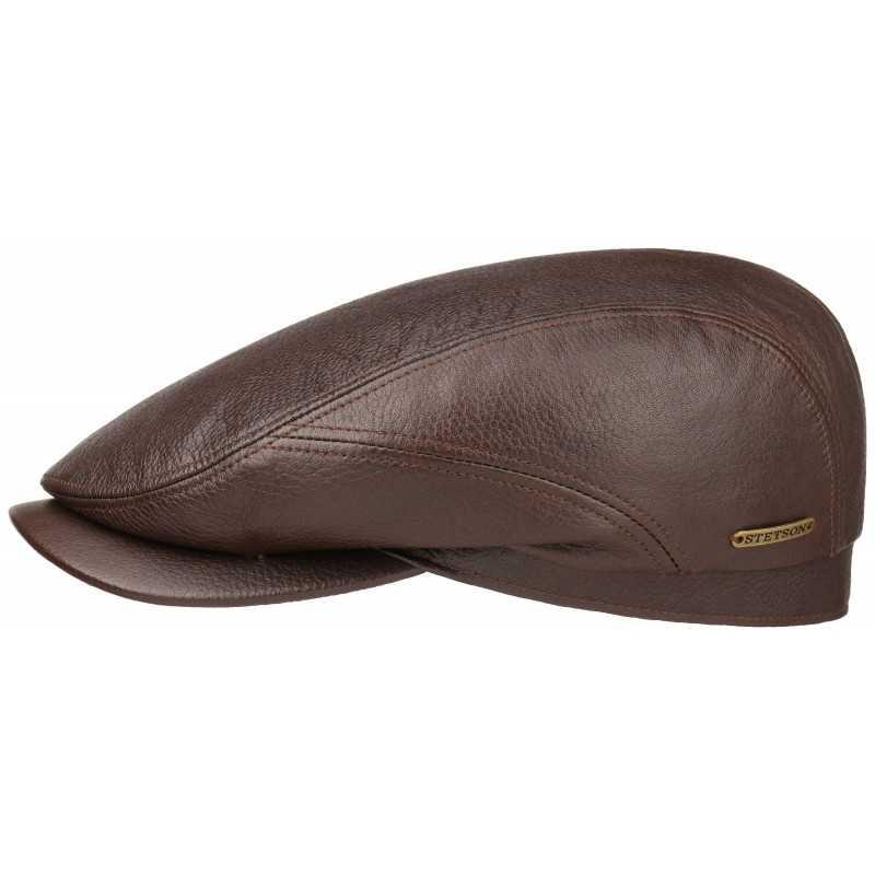 4d068dccafb7ca Hat shop, France. Stetson Driver Cap Lamb Skin 139,00 €