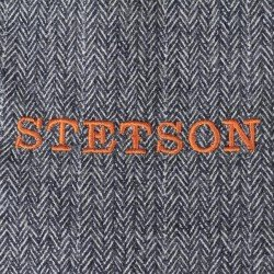 Stetson cap hatteras lamb leather - Chapellerie ile de Ré