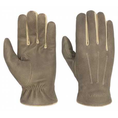 Stetson gloves in lambskin