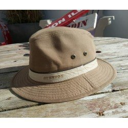 Stetson Traveller Cotton Ava beige