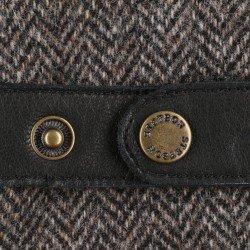 Stetson wool and leather gloves - Chapellerie ile de Ré