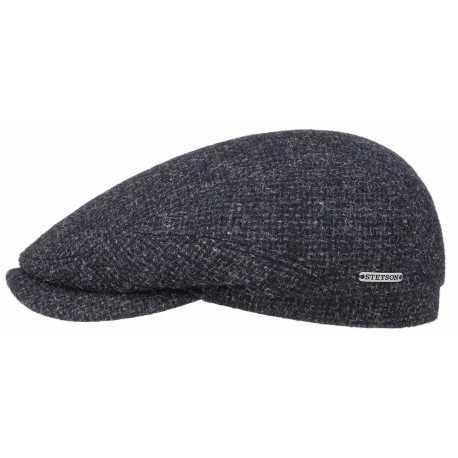 Stetson Driver Cap Wool blue
