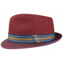 Stetson Trilby Toyo red