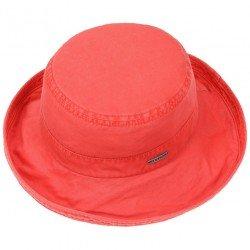 Stetson Ladies Dyed red - Chapellerie ile de Ré
