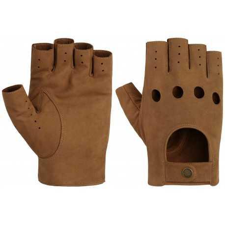 Stetson gloves goat nubuck