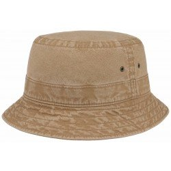 Stetson Reston Delave Organic Cotton, beige
