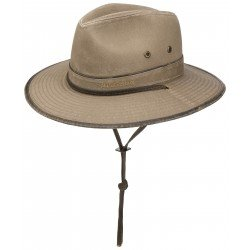 Stetson Traveller Coton sable