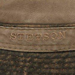 Stetson Traveller Cotton brown - Chapellerie ile de Ré