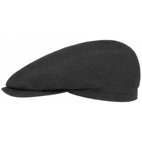 Stetson casquette platte en Lin
