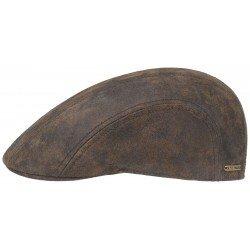 Stetson cap ivy pigskin