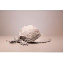 "Soway ""Bauloise 2"" cap with large anti-UV visor"