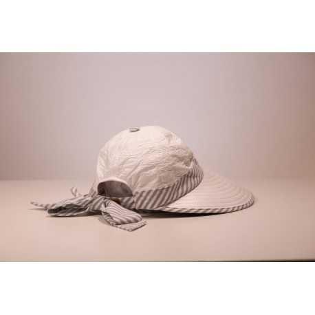 """NEW """"Bauloise 2"""" cap with large anti-UV visor"""