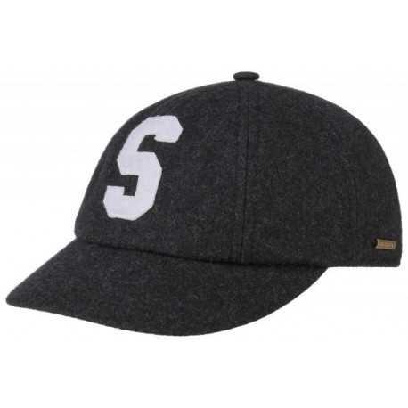Stetson Baseball Cap Wool - Chapellerie ile de Ré