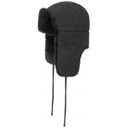 Stetson Chapka bomber cashmere grey