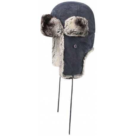 Stetson Chapka bomber cuir