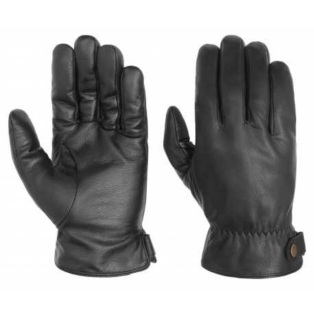 Stetson Gloves Nappa black