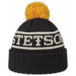 Stetson bonnet pompom