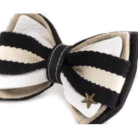 LoliSap bow tie Pilot n°4 - Chapellerie ile de Ré