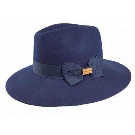 Herman Capeline Garbo bleu
