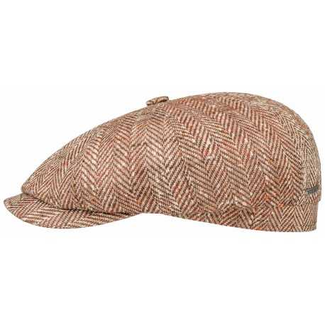 Stetson cap Hatteras wool and silk - Chapellerie ile de Ré