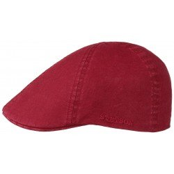 Stetson cap Texas red