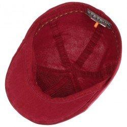 Stetson casquette Texas rouge - Chapellerie ile de Ré
