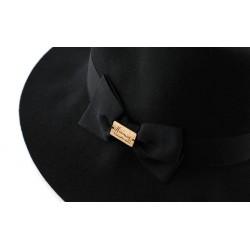 Herman Garbo noir - Chapellerie ile de Ré