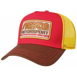 Stetson cap Trucker Motorsport