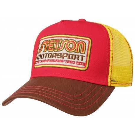 Stetson casquette Trucker Motorsport